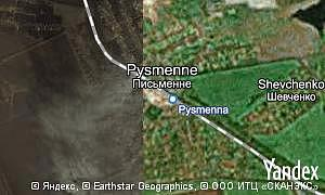 Map of  pgt Pysmenne