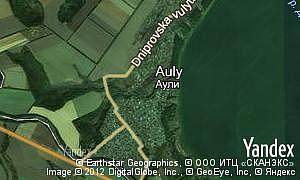 Map of  pgt Auly