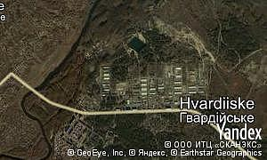 Map of  pgt Hvardiiske