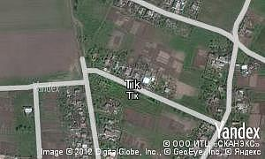 Map of  Tik
