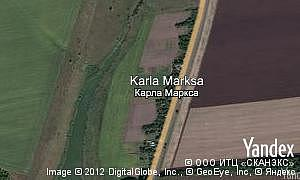 Map of  village Karla Marksa