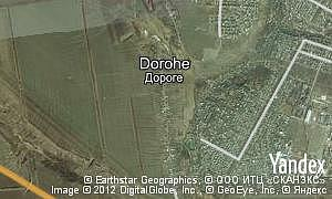 Map of  village Dorohe