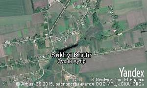 Map of  village Sukhyi Khutir