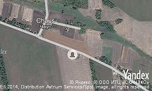 Map of  village Chaus