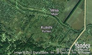 Map of  village Kulishi