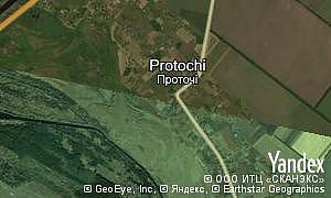 Map of  village Protochi